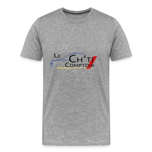 logo Ch Ti comptoir - T-shirt Premium Homme