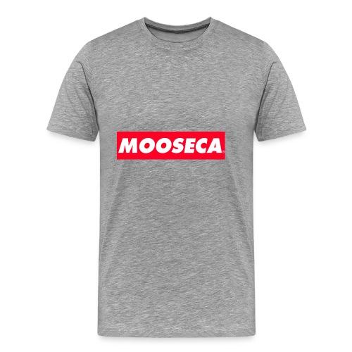 MOOSECA CAP - Maglietta Premium da uomo