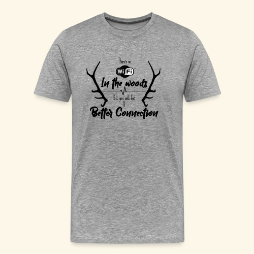 Connection - Men's Premium T-Shirt