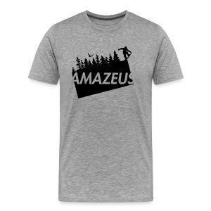 AmaZeus Board - Männer Premium T-Shirt
