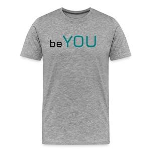 BEYOU - Männer Premium T-Shirt