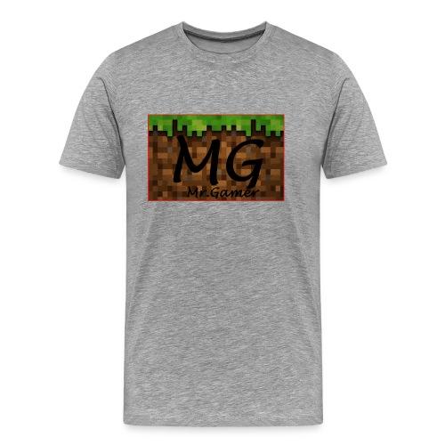mr.gamer - Männer Premium T-Shirt