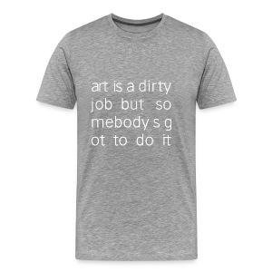 Kunst - Art - Männer Premium T-Shirt