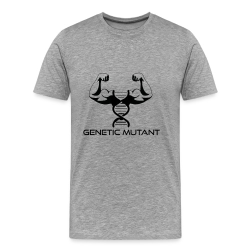 Genetic Mutant - Mannen Premium T-shirt