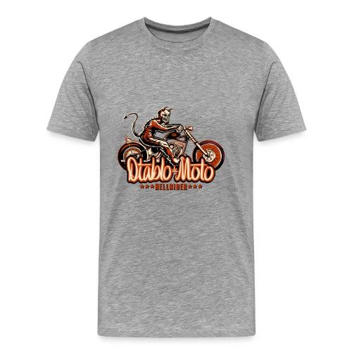 Hellrider - Männer Premium T-Shirt
