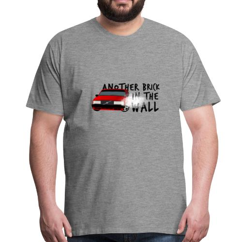 Another brick in the wall - T-shirt Premium Homme