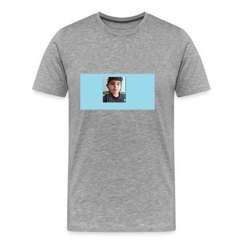 t shirts voor mijn youtube kanaal heel goedkoop - Mannen Premium T-shirt