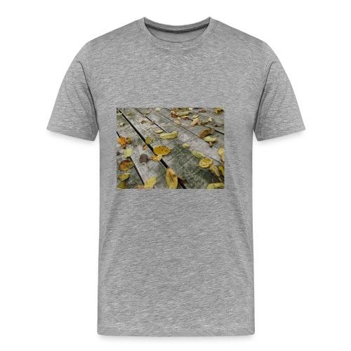 Herbstblätter - Männer Premium T-Shirt