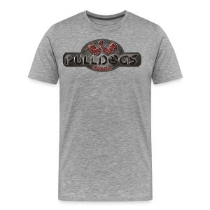 Pulldogs Germany Logo - Männer Premium T-Shirt