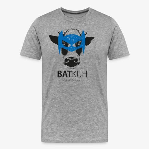 Batkuh - Männer Premium T-Shirt