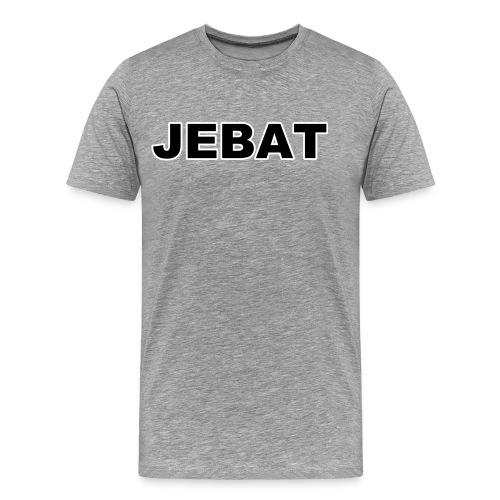 Jebat outline - Männer Premium T-Shirt
