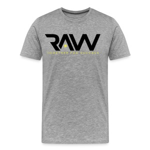 Raw - T-shirt officiel - Homme - T-shirt Premium Homme