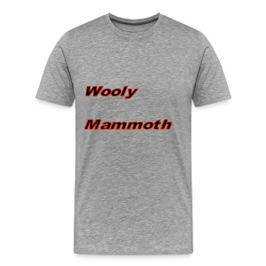 Wooly Mammoth - Men's Premium T-Shirt