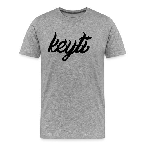 keyti logo - Männer Premium T-Shirt