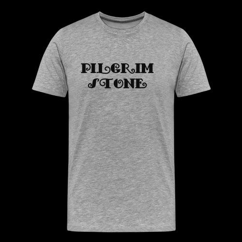 Pilgrimstone Schriftzug II - Männer Premium T-Shirt