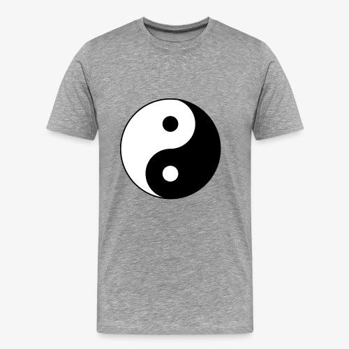 YIN YANG - Camiseta premium hombre