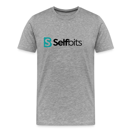 Selfbits Logo - Männer Premium T-Shirt