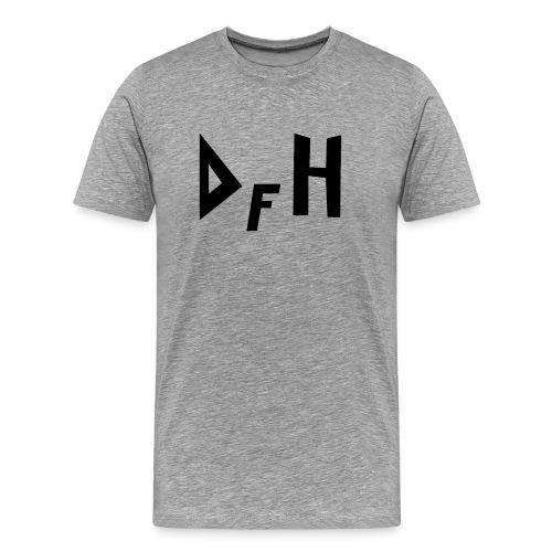 DFH - Herre premium T-shirt