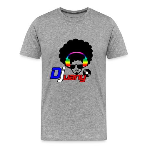 Djuany logo - Maglietta Premium da uomo