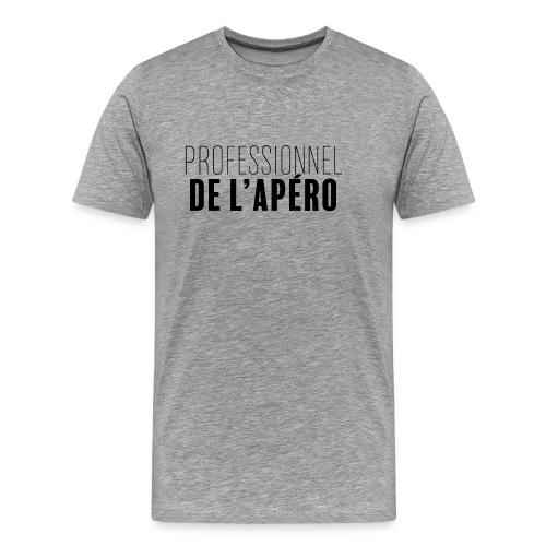 Professionnel de l'apéro - T-shirt Premium Homme