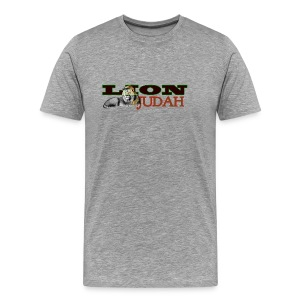 Tribal Judah Gears - Men's Premium T-Shirt