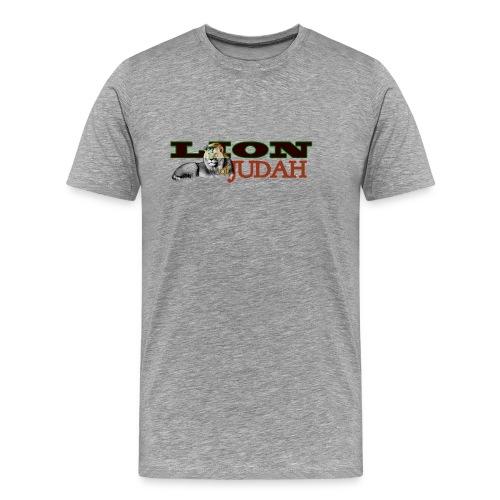 Tribal Judah Gears - Men's Premium T-Shirt