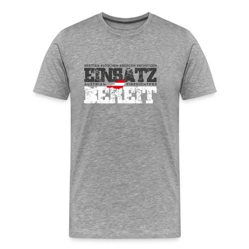 Austrian Firefighters Edition 2017 - Männer Premium T-Shirt