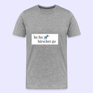 he ho hirscher go - Männer Premium T-Shirt