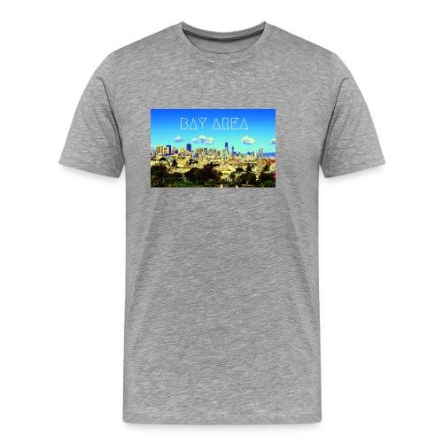Bay Area - Männer Premium T-Shirt