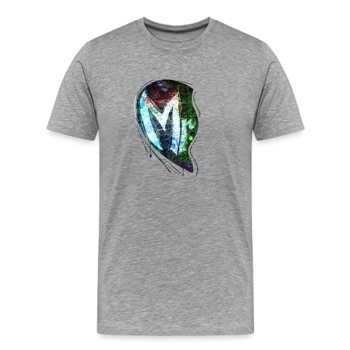 Mr. - Partnerlook Shirt 004 - Männer Premium T-Shirt