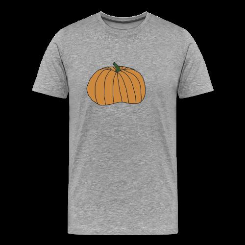 Gresskar Halloween Collection - Premium T-skjorte for menn