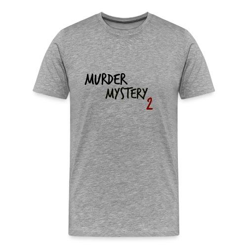 murder mystery 2 - Men's Premium T-Shirt