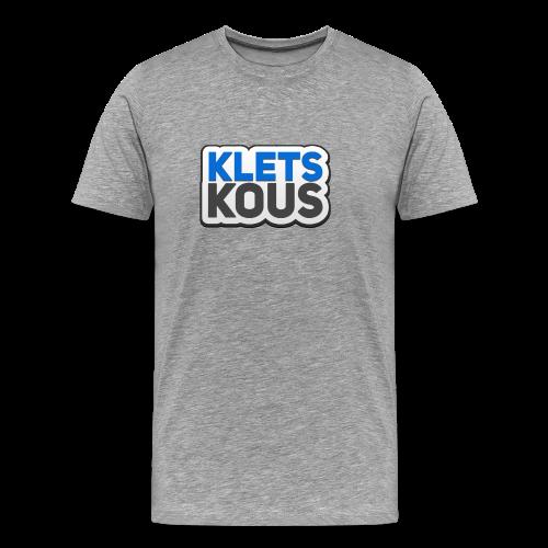 Kletskous - Mannen Premium T-shirt