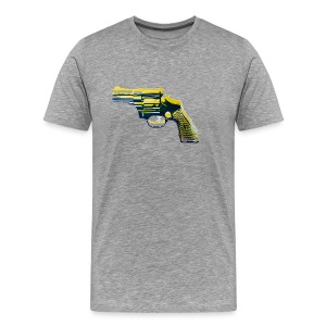 Revolver - Männer Premium T-Shirt