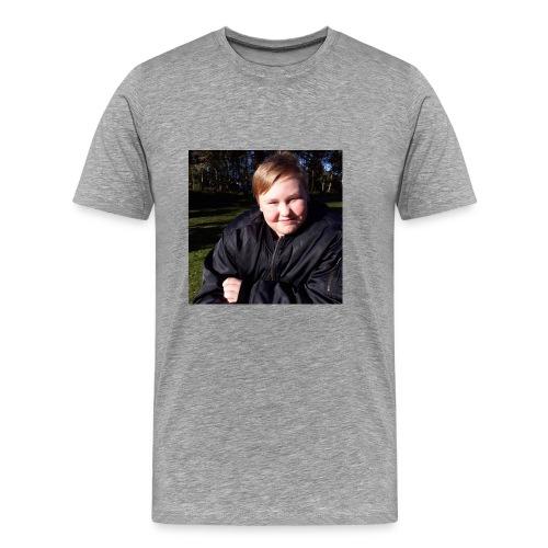 Tim - Premium-T-shirt herr