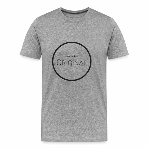 Boarisches Original - Männer Premium T-Shirt