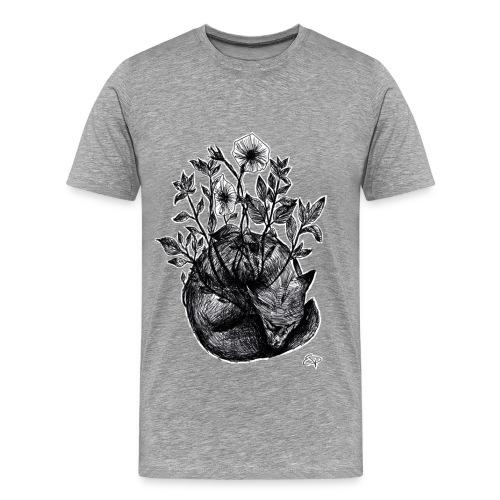 dreamy fox - Maglietta Premium da uomo