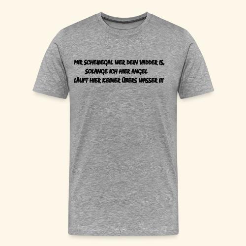 Angeln - Männer Premium T-Shirt