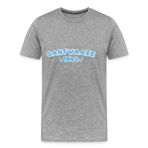 Gantwaaze 1864 - Mannen Premium T-shirt