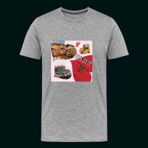 Team212 - Premium-T-shirt herr