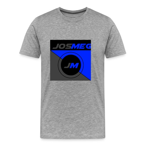 JOSMEG LOGO OFFICIAL - Men's Premium T-Shirt