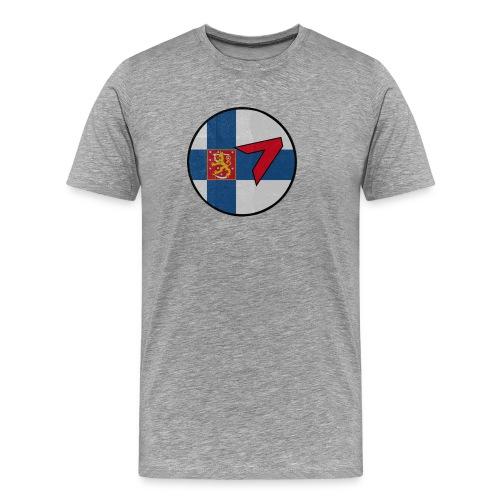 5 - Men's Premium T-Shirt