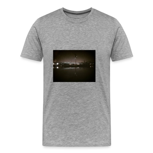 Dark Water View - T-shirt Premium Homme