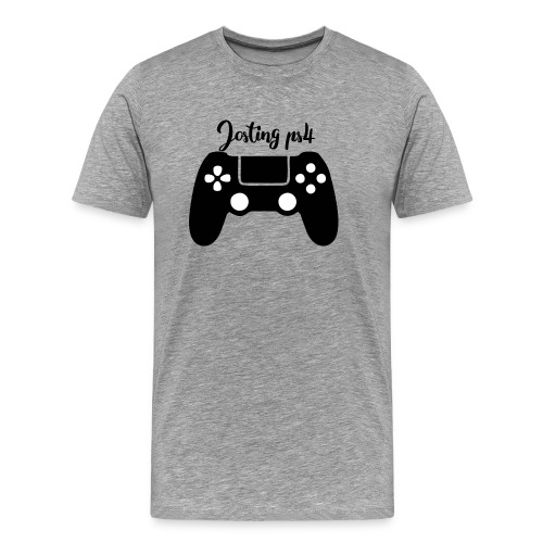 Josting Control de video juego - Camiseta premium hombre