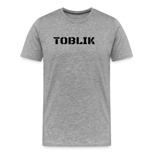 Super Toblik - Männer Premium T-Shirt