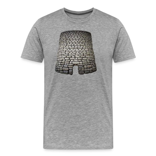 Nuraghe - Maglietta Premium da uomo