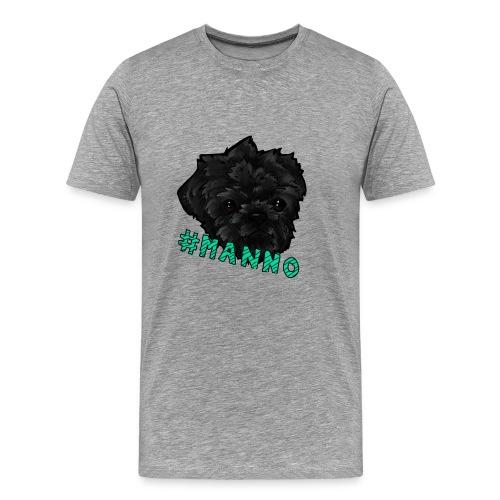 #manno - Männer Premium T-Shirt