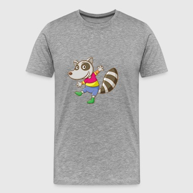 Stinktier - Männer Premium T-Shirt