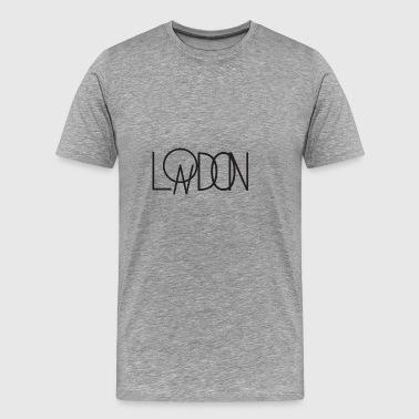 Londres - Camiseta premium hombre
