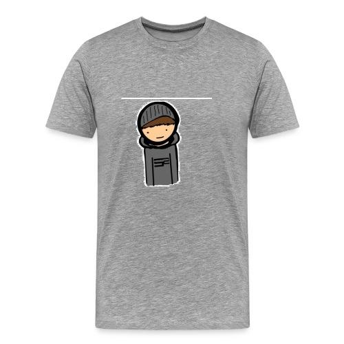 Pooppte - Mannen Premium T-shirt